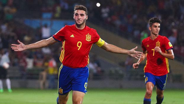 Mundial de sub-17: Inglaterra e Espanha disputam a final