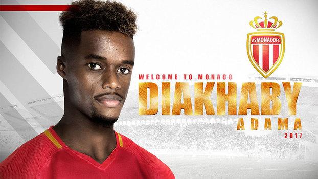 Mónaco anuncia contratação de Diakhaby — OFICIAL