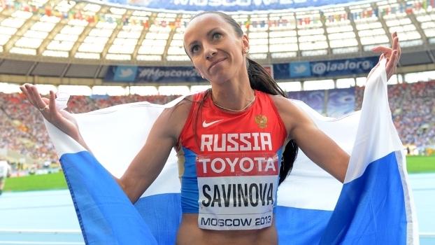 Mariya Savinova Rússia