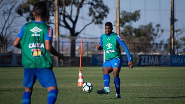 Mano despista sobre permanência no Cruzeiro em 2018: 'Não falarei publicamente'
