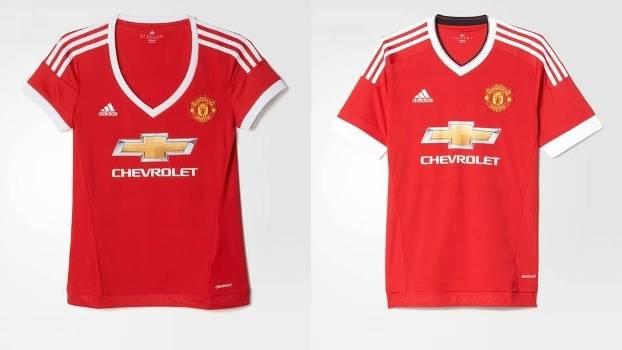 Decotada, Camisa Feminina Do Manchester United é Acusada