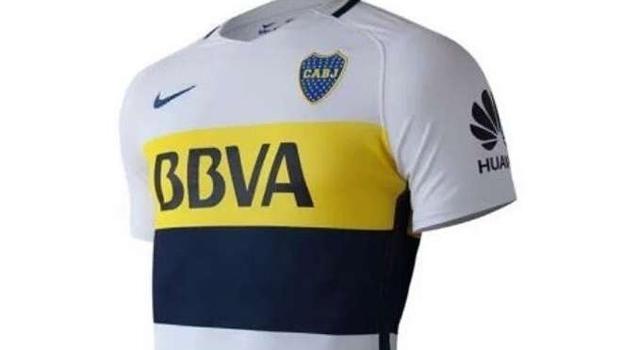 7be2f4eb4d Boca Juniors estreia hoje camisa branca; veja como ela é - ESPN