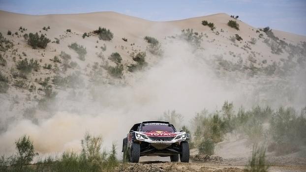 Sébastien Loeb / Daniel Elena (Peugeot 3008DKR Maxi)