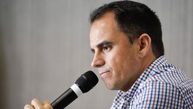 Rodrigo Caetano pediu desculpas à torcida