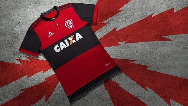 Adidas lançou novo uniforme do Flamengo fbfba29523c2d