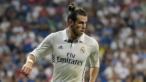 Gareth Bale está desde 2013 no Real Madrid