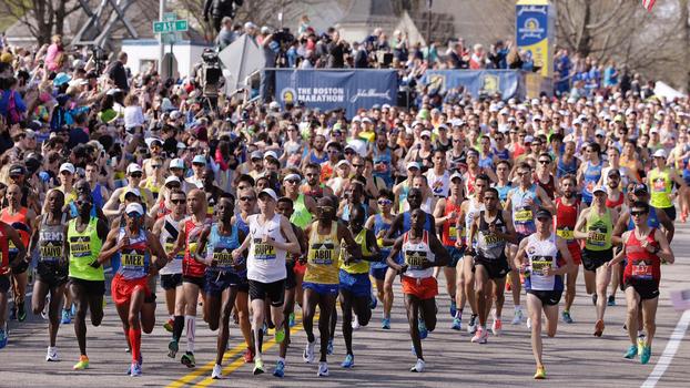 Sobreviventes dos atentados da Maratona de Boston concedem a ... 11802b7918813