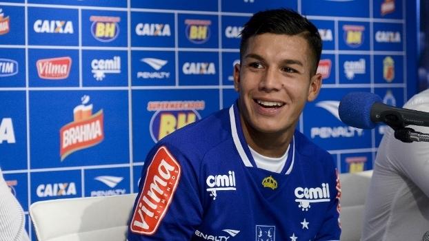 Lucas Romero chegou no ano passado e agora está completamente adaptado ao Brasil