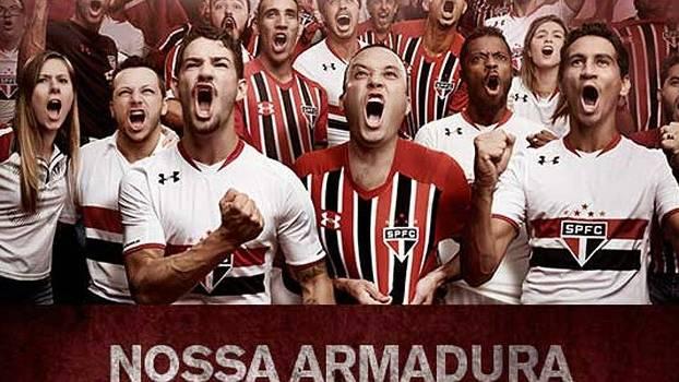 ccd9752a792 São Paulo e Under Armour rompem contrato  veja o motivo