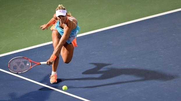 Kerber foi eliminada em Dubai