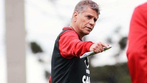 Paulo Autuori Treino Atletico-PR 27/10/2016