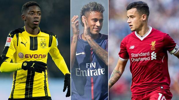 Jornal crava: Liverpool muda postura e aceita negociar Coutinho com Barcelona