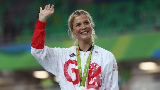 Becky James conquistou duas pratas no Rio