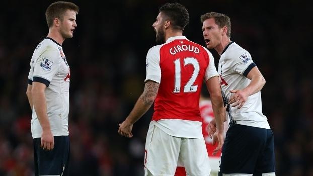 Assistir Arsenal x Tottenham ao vivo grátis em HD 18/11/2017