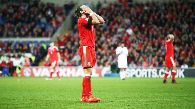 Bale perde prémio de melhor jogador galês para defesa do Championship