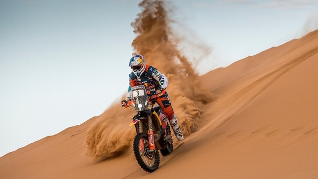 Matthias Walkner (KTM 450 Rally Factory)