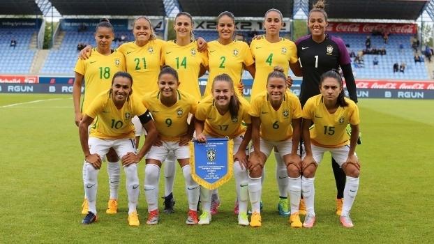 bc52f289ab Seleção feminina jogará dois amistosos contra a Austrália em ...