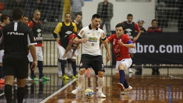 724dd682bc Divulgação. Corinthians e Joinville empataram nesta sexta-feira