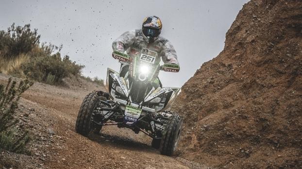 Ignácio Casale (Yamaha Raptor 700)