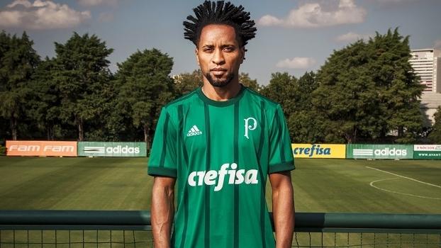 a8c8e0421958e Ze Roberto Nova Camisa 1 Palmeiras 2017 10 05 2017