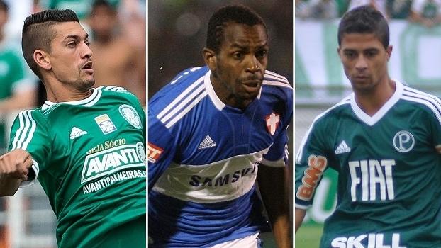 Ex-Palmeiras, Fernandinho, Sandro Silva e Ricardo Bueno estão no Oeste