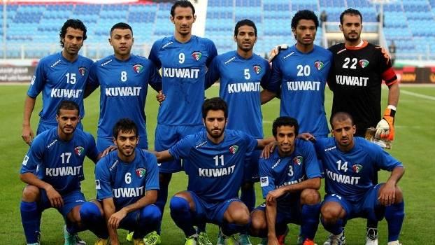 Seleção do Kuwait está suspensa das eliminatórias asiáticas para a Copa do Mundo
