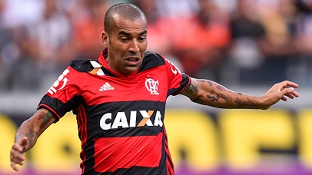 O atacante não renovou seu contrato com o Flamengo