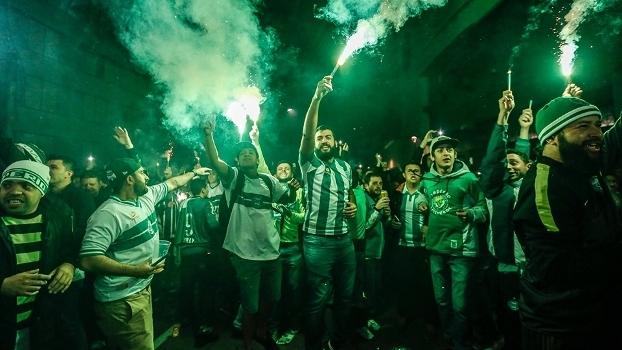 Coritiba foi clube que mais atraiu seus sócios-torcedores ao estádio em 2016