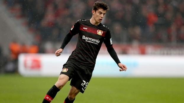 Kai Havertz é uma dos promissores talentos do Bayer Leverkusen e do futebol alemão