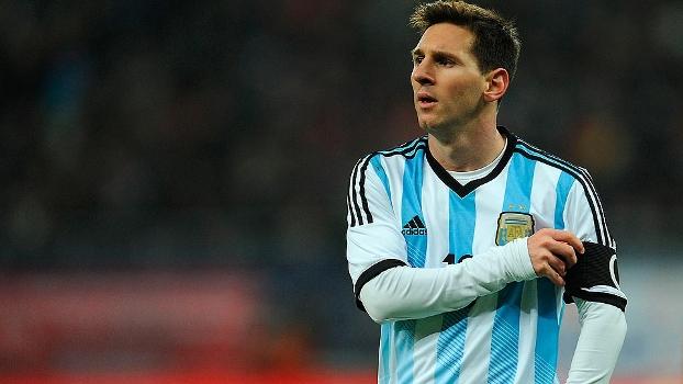 966372886a5d7 Lionel Messi manda recado a adversários e diz que está melhor que na ...