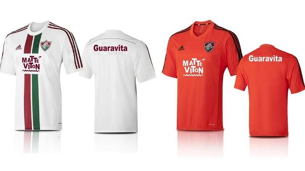 d5f9896b63729 Fluminense divulga fotos das camisas com novo patrocinador  confira ...