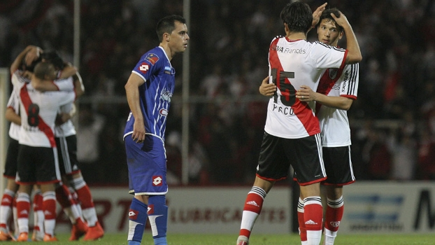 Assistir River Plate x Godoy Cruz AO VIVO Online 18/02/2018