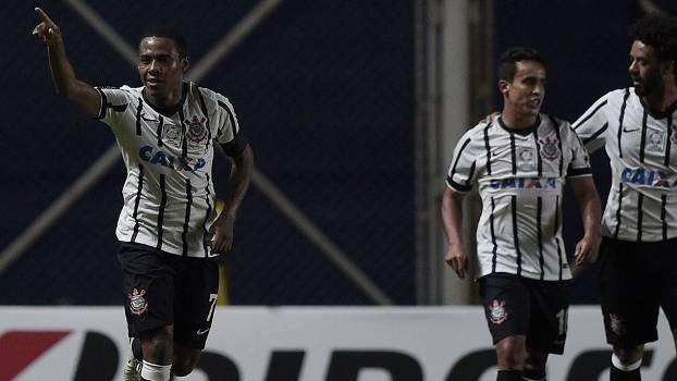 Corinthians está com 100% de aproveitamento na fase de grupos da  Libertadores b5546e4d49089