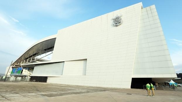 Arena Corinthians receberá a partida entre Brasil e Paraguai