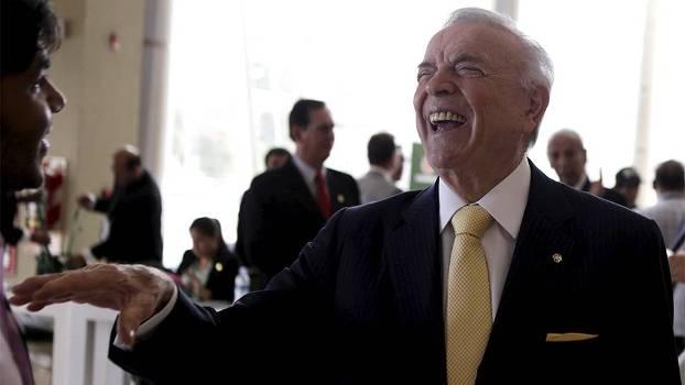José Maria Marin, ex-presidente da CBF, é um dos dirigentes presos em escândalo na Fifa