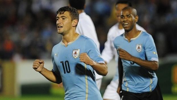 Arrascaeta foi chamado para a seleção uruguaia