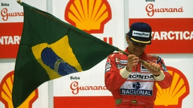 Senna será homenageado pelos 30 anos da primeira vitória em Mônaco