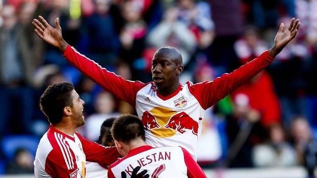 Bradley Wright-Phillips é o artilheiro da MLS