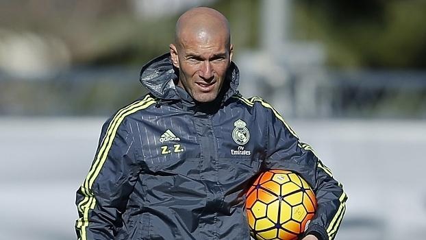 5c1d1acce7 As 7 mudanças do Real Madrid com Zinédine Zidane