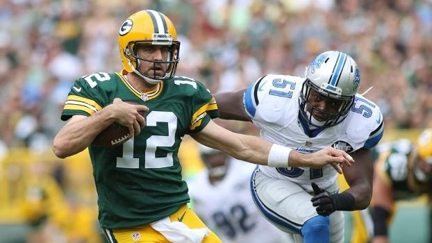 Aaron Rodgers tenta levar os Packers aos playoffs em  final  contra os Lions 0deae0cf95e57