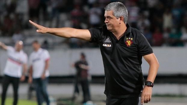 Ney Franco foi demitido do Sport após 58 dias no cargo