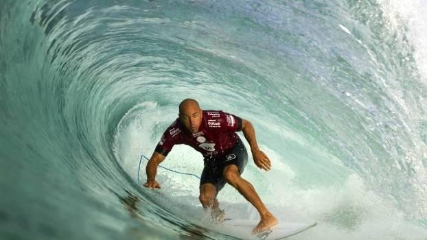 A lenda Kelly Slater deu a sua opiniao sobre o antidoping no surfe