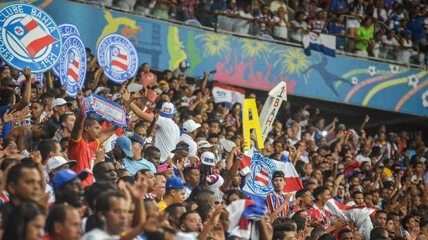 Arena Fonte Nova ainda não recebeu jogos do Bahia em 2017 414c227ba8c94
