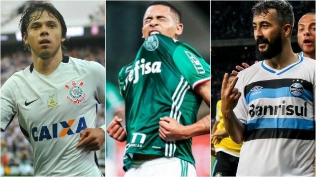 Corinthians, Palmeiras e Grêmio foram avaliados como os mais valiosos da Américas