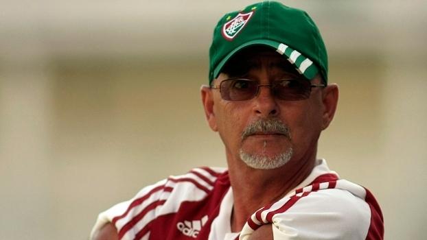 Gilson Gênio chegou a dirigir o time principal do Fluminense de forma interina