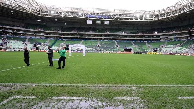 Com Time Reserva Palmeiras Tem Pior Publico No Allianz Parque Espn