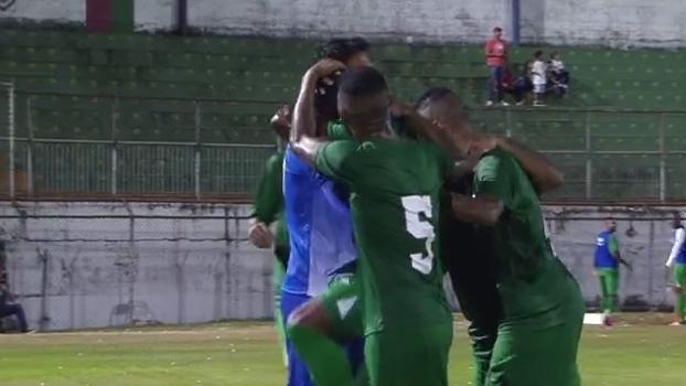 Boavista venceu a Portuguesa no Canindé