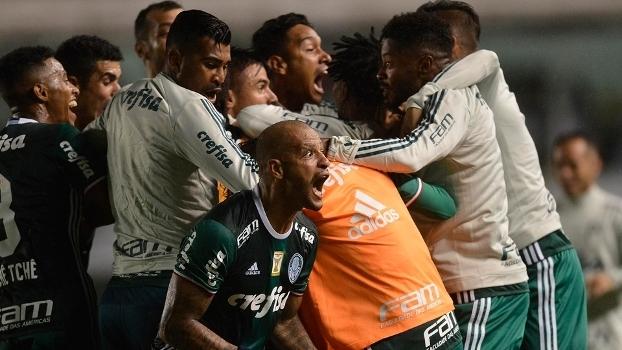 Palmeiras venceu mais um clássico