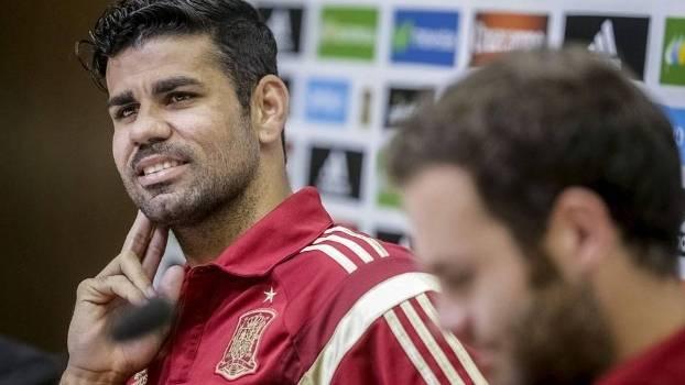 Diego Costa e Mata ficam fora de pré-lista da Espanha para a ... 3672c904912f5