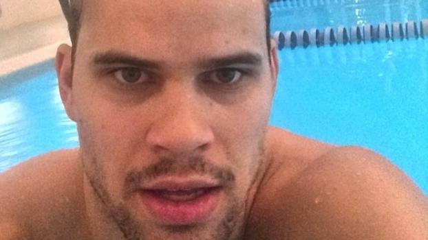 Kries Humphries era melhor que Phelps na piscina, mas decidiu jogar basquete